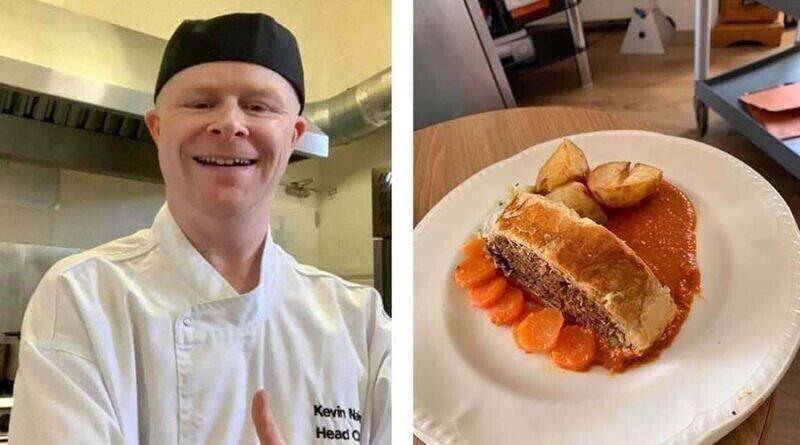 Супер-повар, который работает в доме престарелых