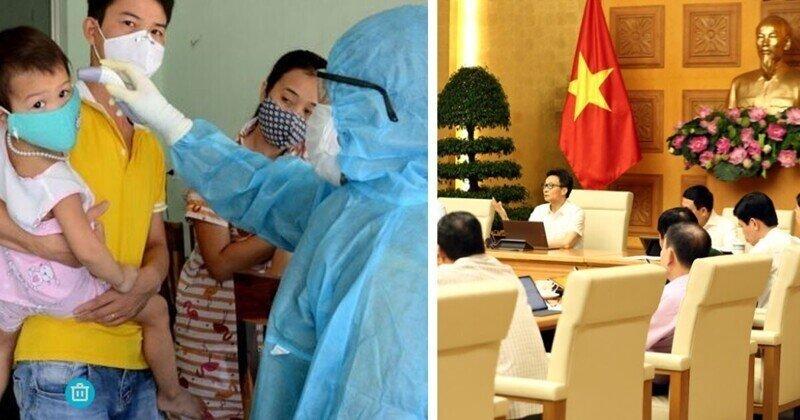 Вьетнам надевает маски: обнаружена вспышка агрессивной формы коронавируса