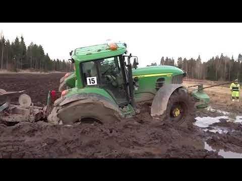 То чувство, когда утопили трактор - подборка
