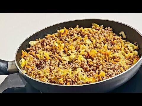Так гречку мало кто готовит,а зря! НЕ надоедает,можно готовить хоть каждый день!