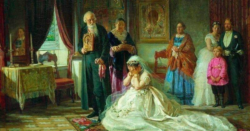 Особенности национального брака: несколько фактов о свадебных обычаях на Руси