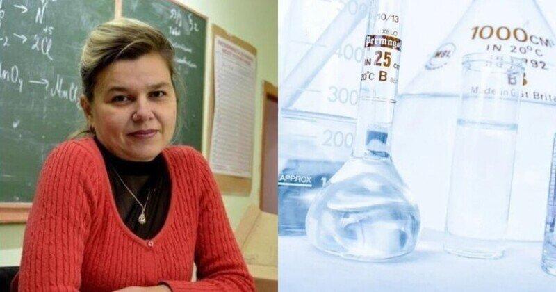 Учительница химии, написавшая ЕГЭ, удивилась оценке экзамена