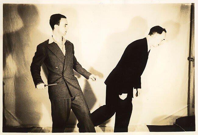 Искусство самообороны в 1940 году