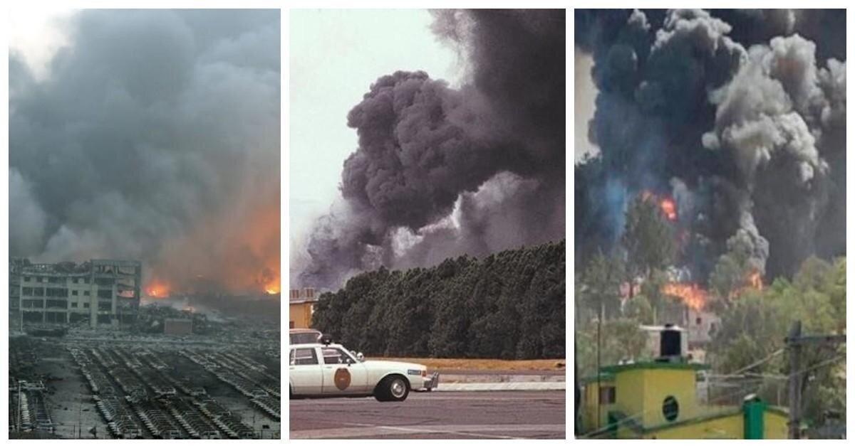 8 сильнейших катастроф, память о которых навсегда останется в сердцах очевидцев