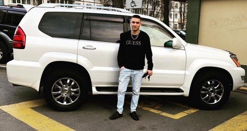 """Отмазаться не получилось — штраф нашёл своего """"героя"""" на Lexus"""