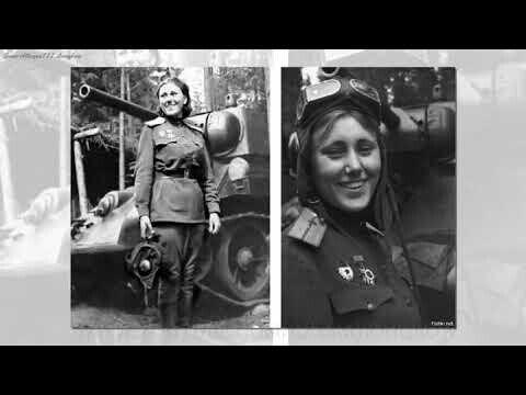 Советские женщины на фронтах Великой Отечественной Войны. Память, застывшая в глянце фотографий