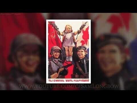 Советские плакаты. Агитация и пропаганда времён СССР