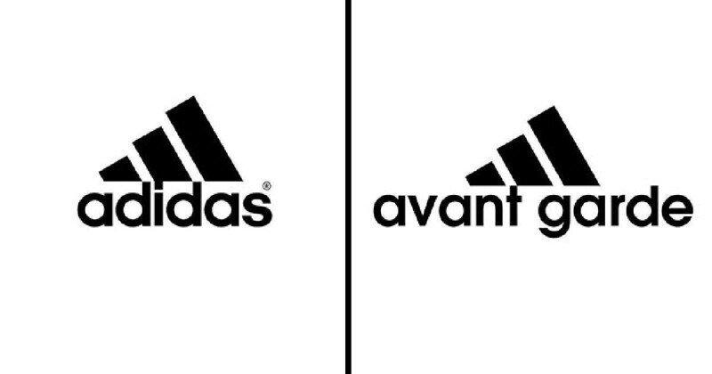 Какие шрифты использовались для создания некоторых известных логотипов