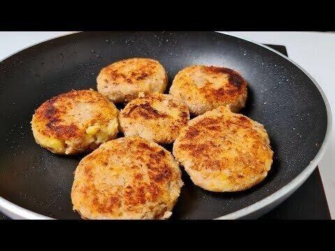 Что приготовить из стакана гречки и 2 картошек! Вкуснее мяса!