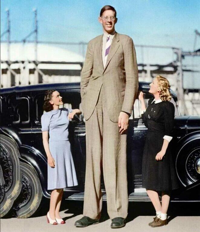 10 самых высоких людей на Земле