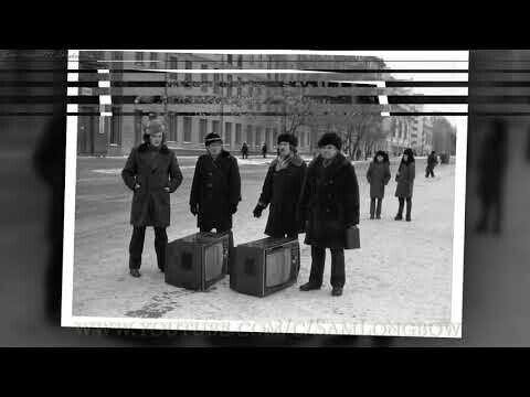 Лица Советской эпохи.  Как мы жили при СССР. Моя Родина - Советский Союз
