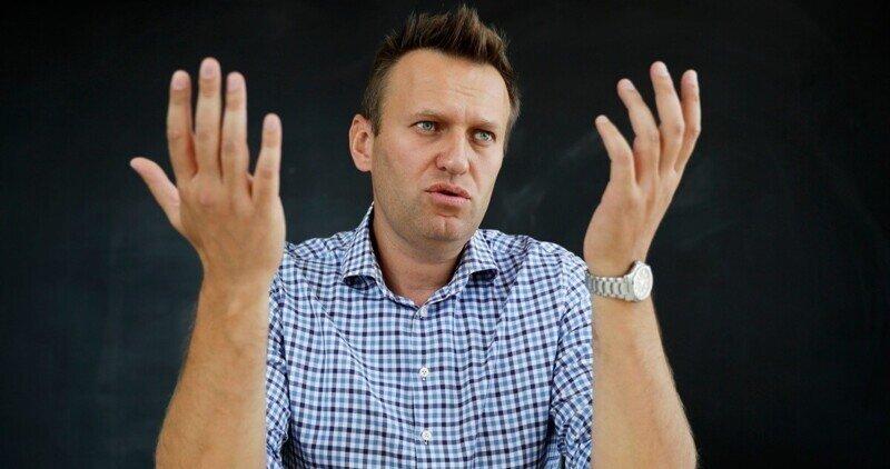 Алексей Навальный находится в коме на аппарате ИВЛ