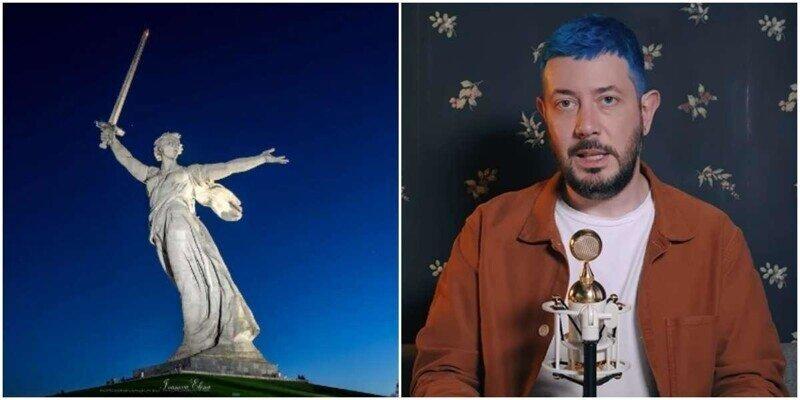 Дизайнер Лебедев назвал монумент «Родина-мать» уродливым