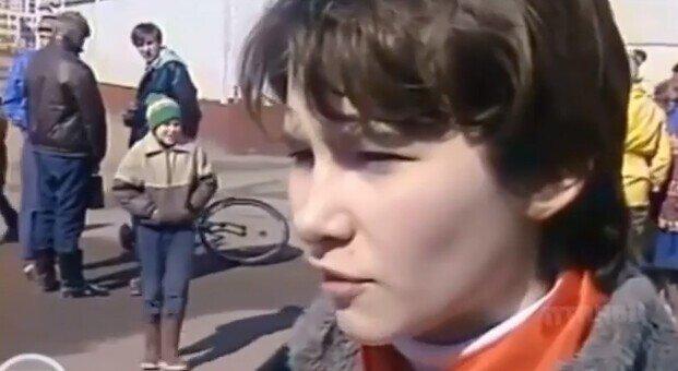 Речь восьмиклассницы 1988 года