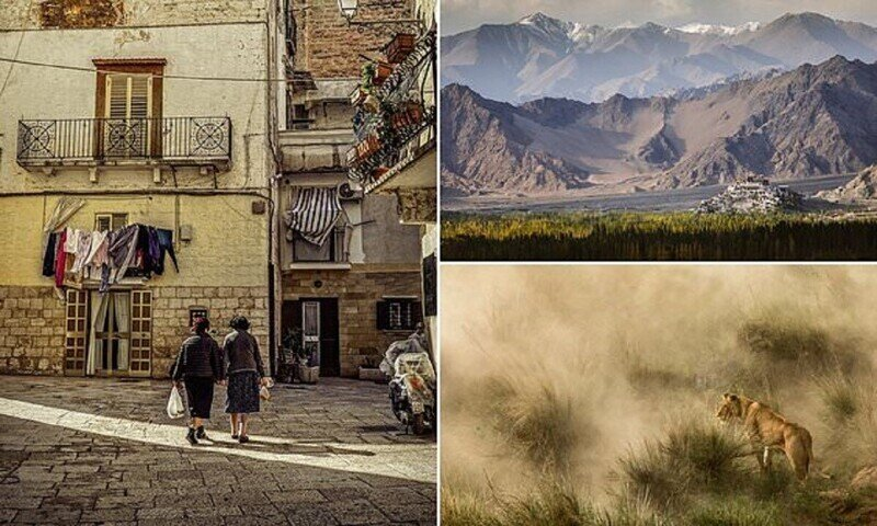 Фотоконкурс National Geographic Traveller назвал финалистов
