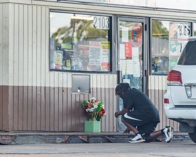 В США полицейские застрелили грабителя, он оказался афроамериканцем: видео