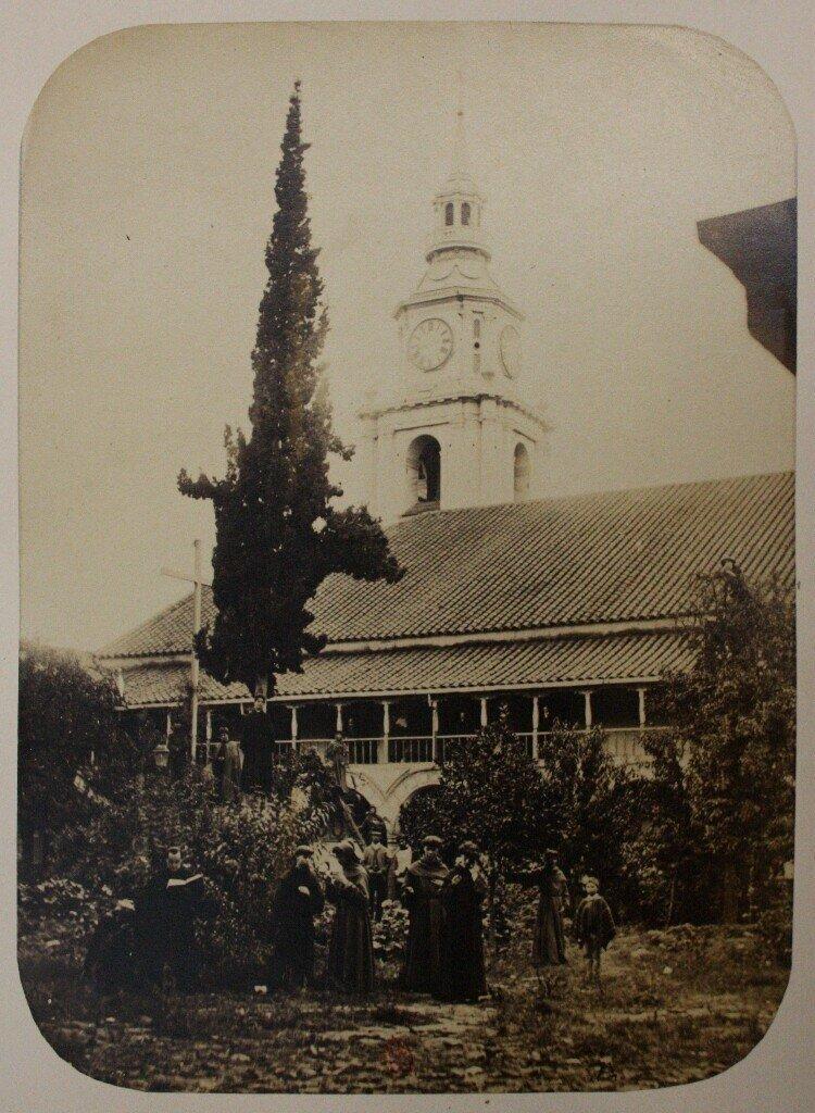 Сантьяго с 1860 по 1915. Знакомство с городом. Часть 1. 1860