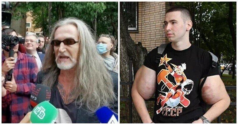 «Руки-базуки» и Джигурда пришли в суд над Ефремовым