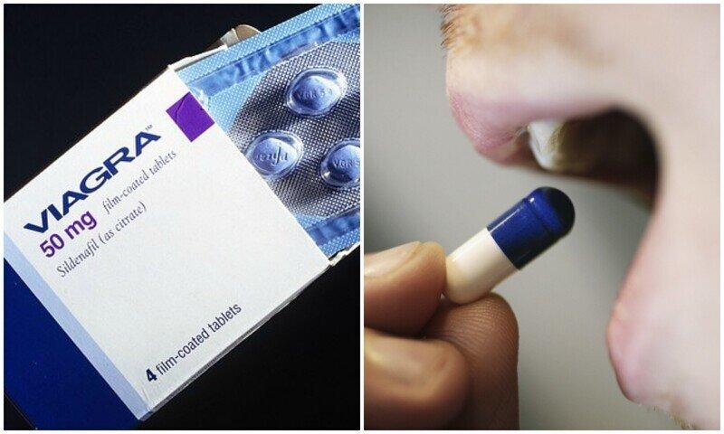 Шведские ученые выяснили, что виагра уменьшает риск смерти от рака