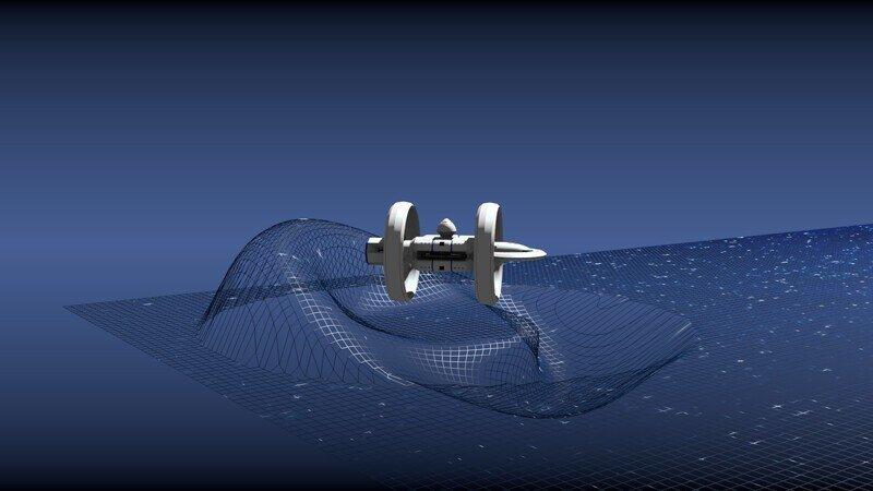 Что не так с самым обсуждаемым вариантом варп-двигателя - «пузырем Алькубьерре»?