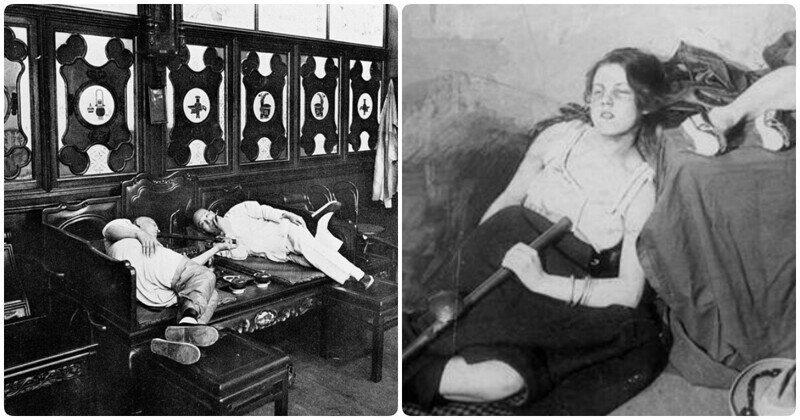 Запрещенное удовольствие: опиумные притоны прошлого, в которые заманивали женщин