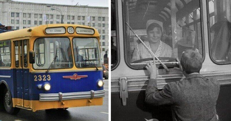 С московских улиц исчезли троллейбусы
