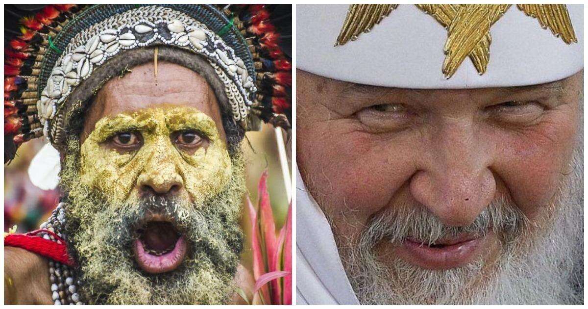 РПЦ решила обратить папуасов в православие