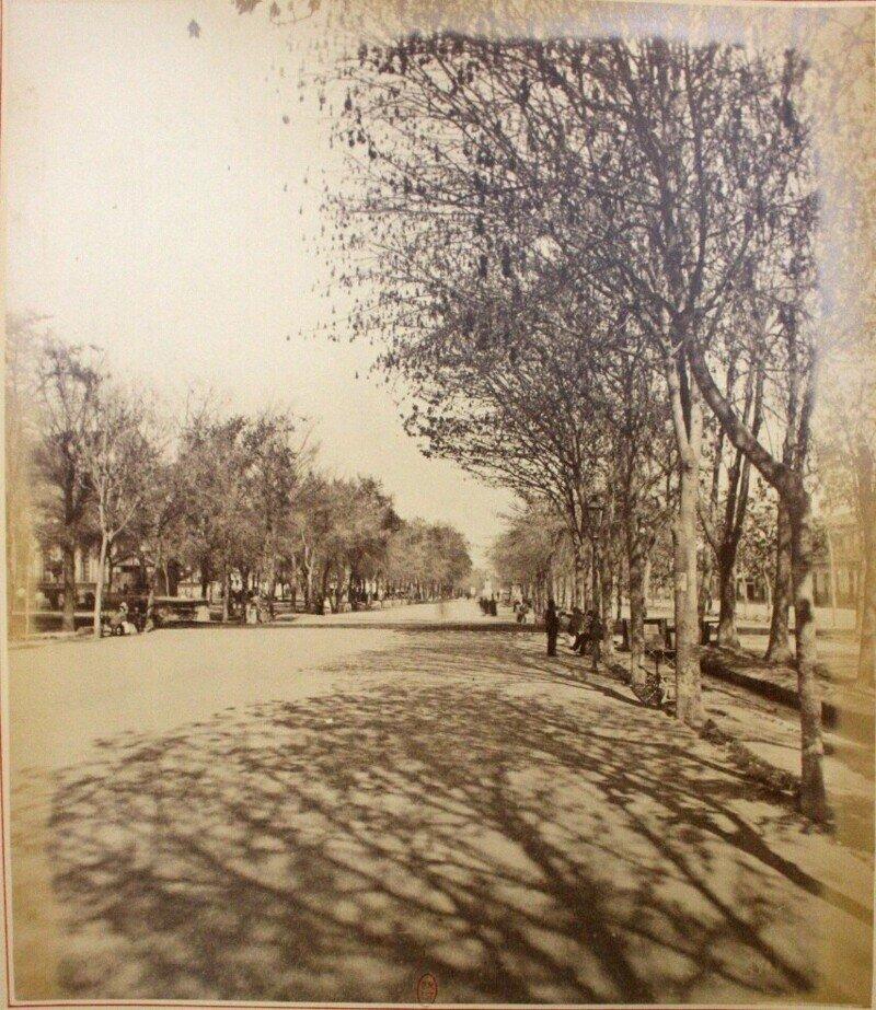 Сантьяго с 1860 по 1915. Знакомство с городом. Часть 3. 1883