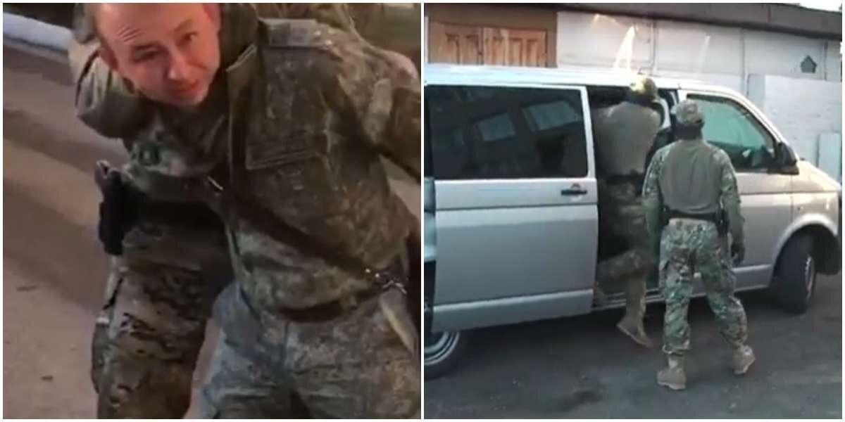 Военнослужащий РВСН был задержан за разглашение гостайны украинской разведке