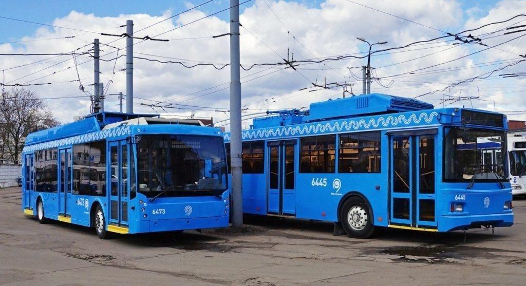 """Москва распрощалась с троллейбусами: кадры последней """"тихой столичной гавани"""" этих работяг"""