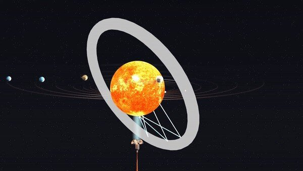 «Звездный двигатель», который мог бы сдвинуть всю нашу Солнечную систему