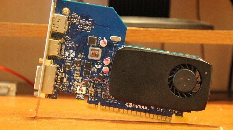 GTX 745 видеокарта, которую никогда не продавали в магазине