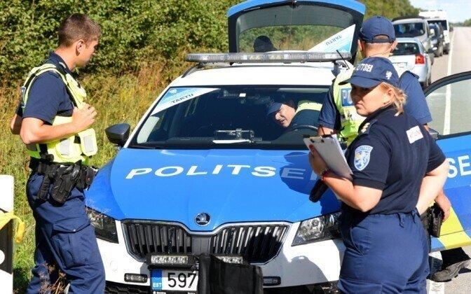 45 минут: такой срок лишения свободы выпишут лихачам в Эстонии