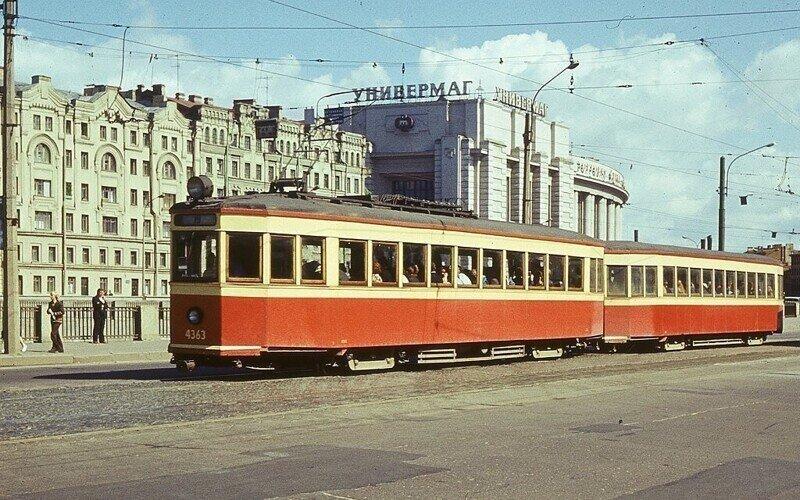 Легендарный трамвай «Американка» вновь будет радовать глаза петербуржцев