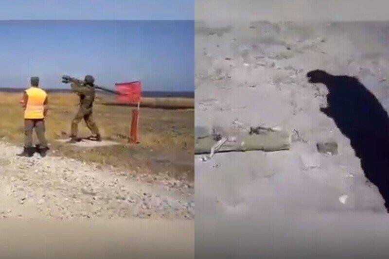 """На армейских играх солдат попытался выстрелить из """"Иглы"""", но что-то пошло не так"""