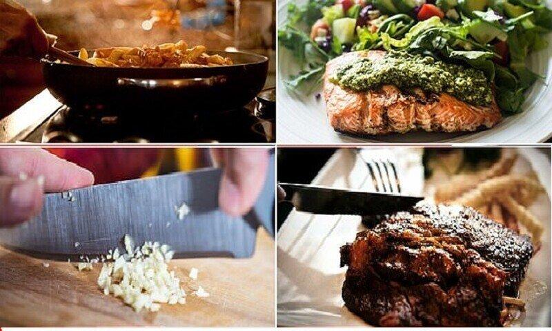 Шесть главных ошибок начинающих кулинаров