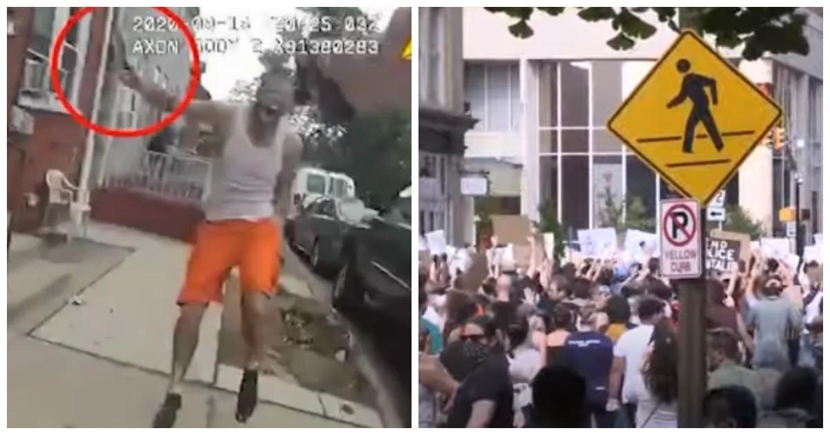 В США начались очередные беспорядки из-за убийства полицейским латиноамериканца