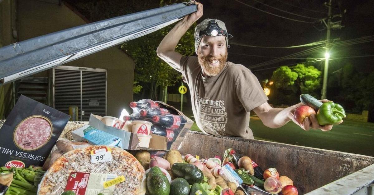 Фриганы: мусорщики или спасители экологии?