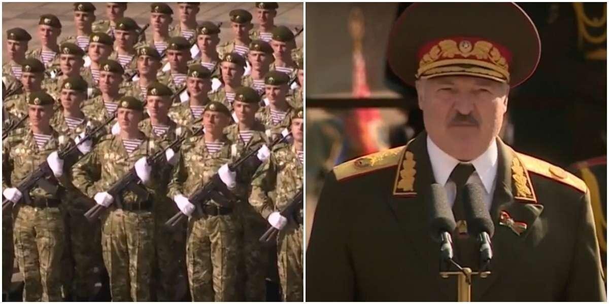 «Я преклоняюсь перед вами»: Лукашенко назвал протестующих «дрянью» и похвалил ОМОН