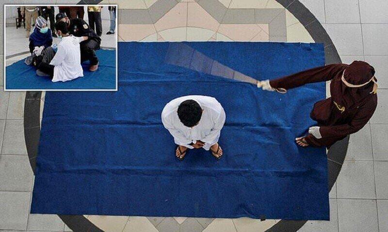 Насильник не вынес и трети наказания, отмеренного индонезийским судом