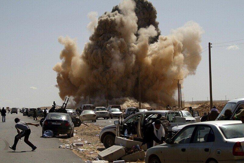 Разборки ливийских боевиков вблизи ядерного реактора грозят непоправимыми последствиями