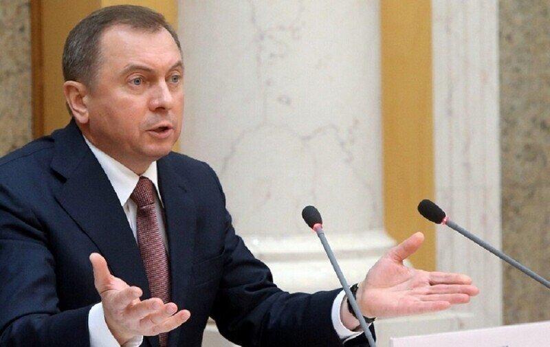 Глава МИД Белоруссии «щелкнул по носу» представителей Запада, вмешивающихся в дела республики