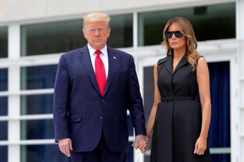 У Дональда Трампа и его жены подтвержден коронавирус