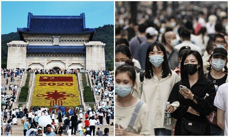 Китайцы наслаждаются каникулами, пока весь мир спасается от коронавируса