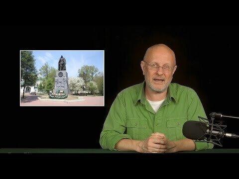 Дмитрий Пучков про Памятники