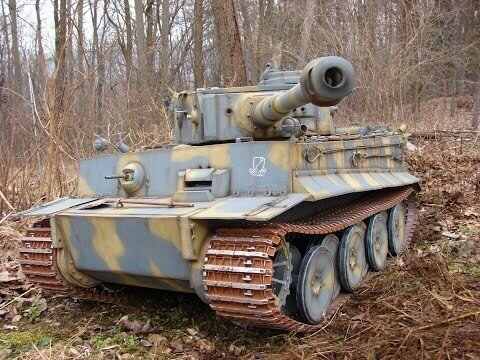 Panzerkampfwagen VI Ausf. E, «Тигр»