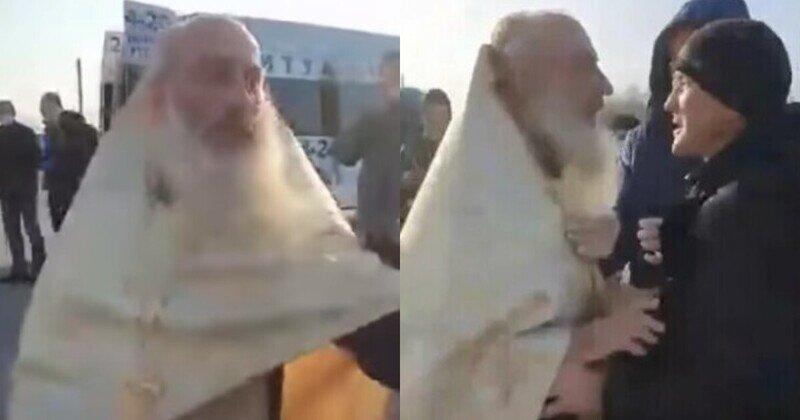 """""""Рот закрой, чмо!"""": священник обматерил родственников умершей учительницы и сорвал отпевание"""