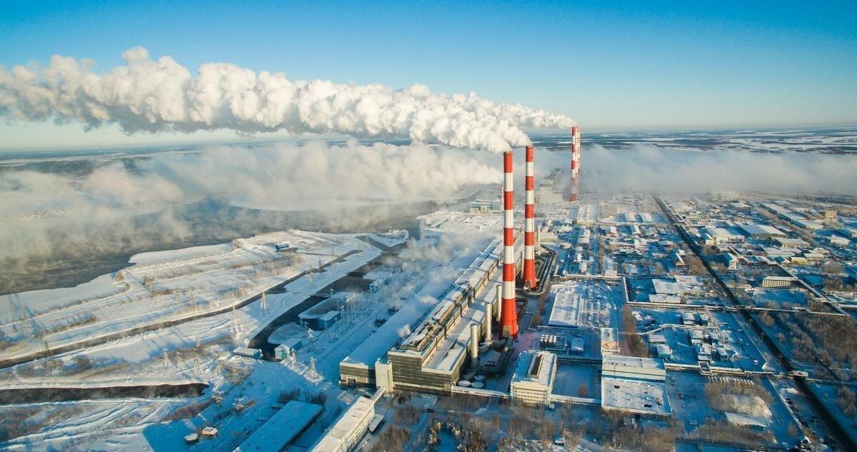 Сургутская ГРЭС-2 — крупнейшая в России тепловая электростанция