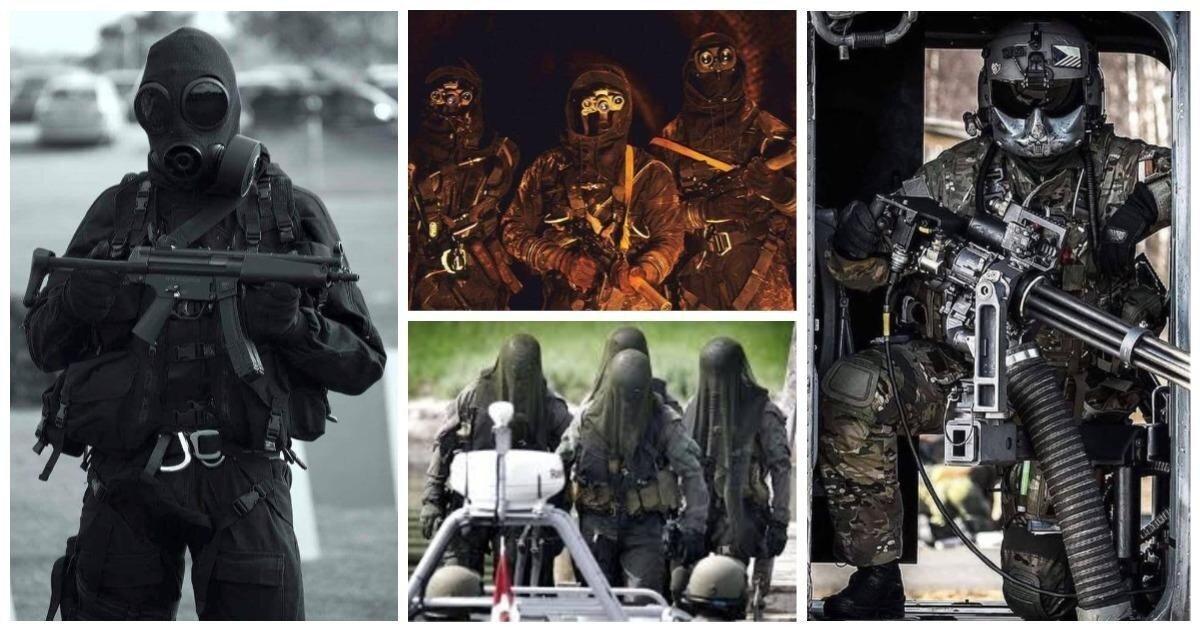Элитные войска мира: как фантастические пришельцы из космоса