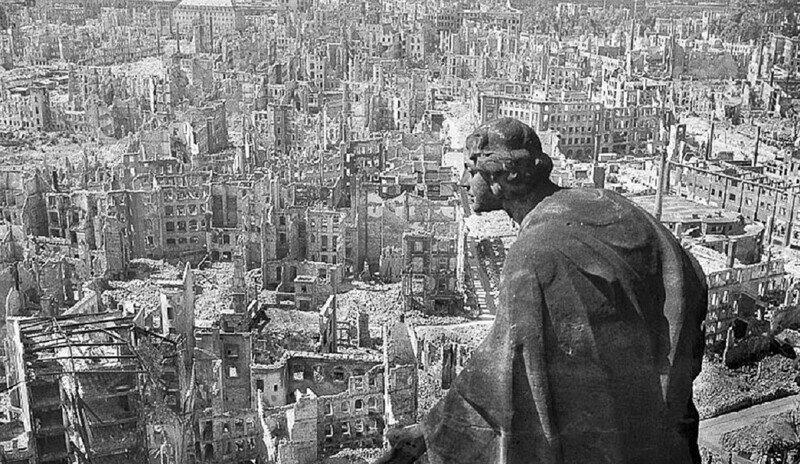 Как восстанавливали Дрезден: фотосвидетельства